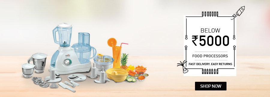 Food Processors under Rs 5000