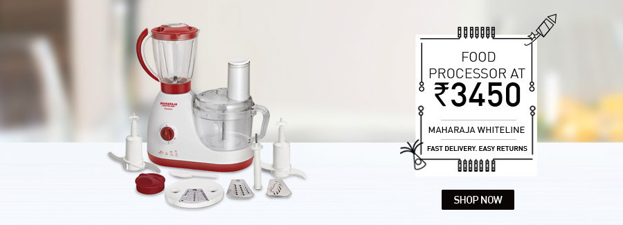 Maharaja Whitelist Food Processors from Rs 3450