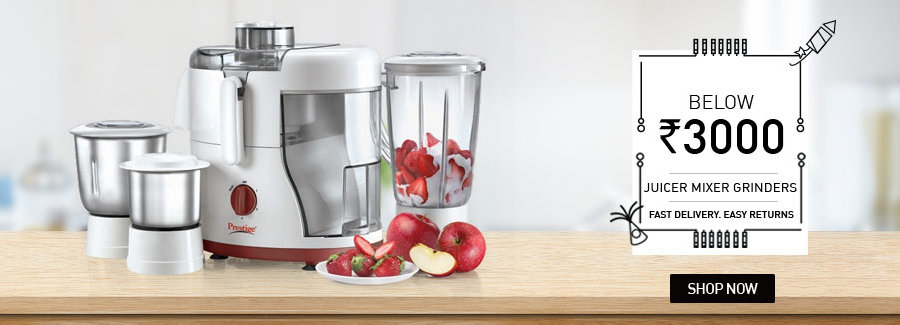 Juicer Mixer Grinders under Rs 3000