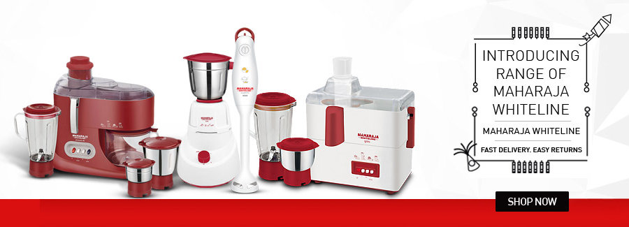 New Range of Products from Maharaja Whiteline