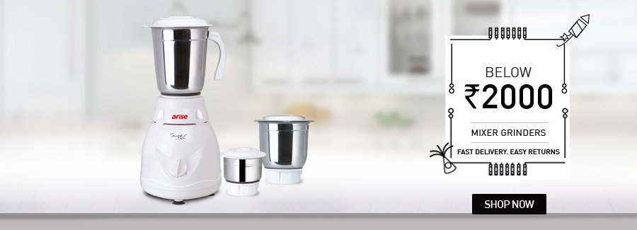 Mixer Grinders under Rs 2000