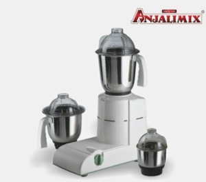 Anjalimix Tycoon 750 750 W Mixer Grinder Green, 3 Jars