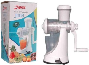 Apex SW-0073 300 W Juicer White, 1 Jar