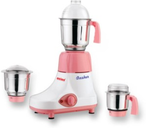 Asian Dasher 750 W Mixer Grinder Pink, 3 Jars