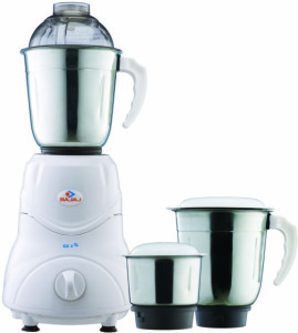 Bajaj Majesty GX 4 500 Mixer Grinder 3 Jars