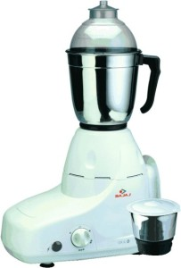 Bajaj Majesty GX 400 Mixer Grinder 3 Jars