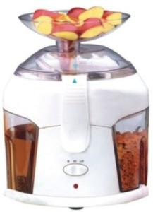 Bajaj Majesty 400 W Juicer Mixer Grinder White, 1 Jar