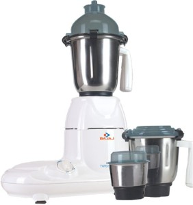 Bajaj Majesty Twister 750 Mixer Grinder White