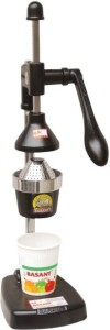 Basant Press and Enjoy Juicer Black, 1 Jar