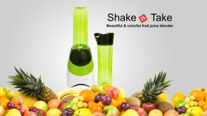 Big Impex Shake And Take 180 W Juicer