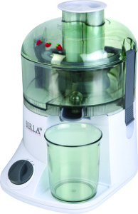 Birla Lifestyle Juice Extractor Bel 350 W Juicer Mixer Grinder White, 1 Jar