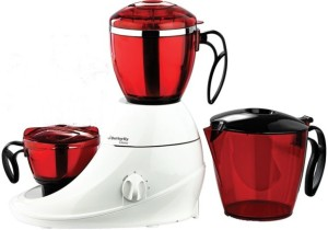 Butterfly Desire 3 Jars 1 Hp 745 W Mixer Grinder Red, 3 Jars