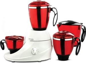Butterfly Desire 4 Jars 1 Hp 745 W Mixer Grinder Red, 4 Jars