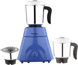 Butterfly Grand Plus 3 Jar 500 W Mixer Grinder White, 3 Jars