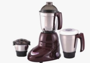 Butterfly Handy plus 550w 550 W Mixer Grinder Brown, 3 Jars