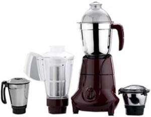 Butterfly Jet 4 jar 750 W Mixer Grinder Brown, 4 Jars