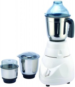 Deco Big Diamond 550 W Mixer Grinder White, 3 Jars