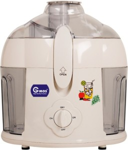 G-MOS 00002 300 W Juicer White, 2 Jars