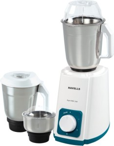 Havells Supermix 500 Mixer Grinder 3 Jars
