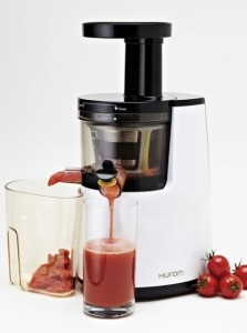 Hurom HH-700 70 RPM 150 W Juicer White, 2 Jars