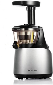 Hurom Slow HE-500 150 W Juicer Grey, 2 Jars