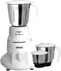 Inals Inalsa Inalsa MG Impact EX White 500 W Mixer Grinder