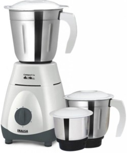 Inalsa Compact Lx 550 W Mixer Grinder