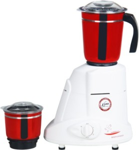 Jsm crystal red 450 W Mixer Grinder