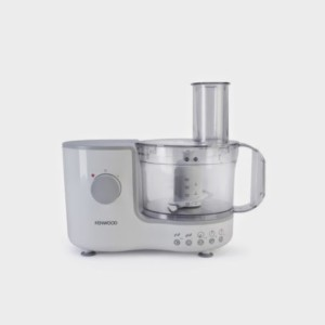 Kenwood KE-FP120 300 W Mixer Grinder White, 2 Jars
