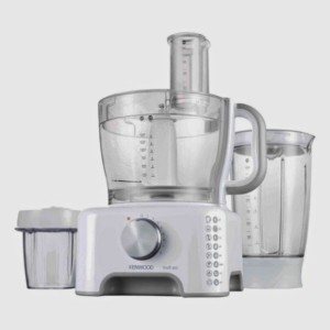 Kenwood KE-FP580 500 W Mixer Grinder White, 3 Jars