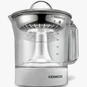 Kenwood KE-JE290 60 W Juicer White, 1 Jar