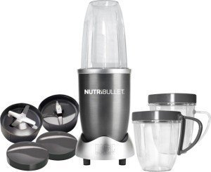 MagicBullet Nutribullet 600 W Juicer Multicolor, 3 Jars