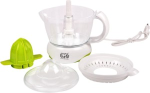 Maple MJBCE5 40 W Juicer White, 1 Jar