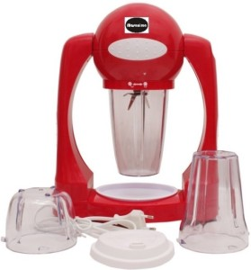 Masanima Smoothie Maker 175 W Juicer Red, 2 Jars