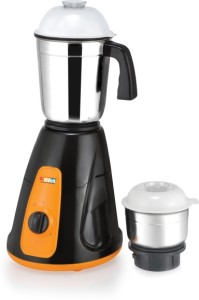 Mohit Black Beauty 450 W Mixer Grinder Black, 2 Jars