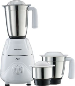 Morphy Richards Ace 500 Mixer Grinder 3 Jars