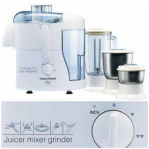 Morphy Richards Divo – The Star 500 Juicer Mixer Grinder White
