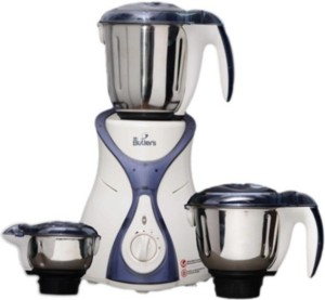 Mr. Butler MG MX01 Grey 550 W Mixer Grinder