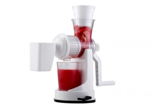 Nestwell Fruit and Veg 0 W Juicer Mixer Grinder White, 1 Jar