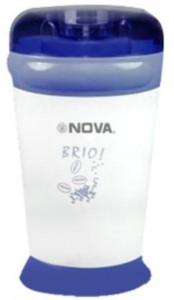 Nova Blazon nm-3654 180 W Mixer Grinder White,Blue, 1 Jar