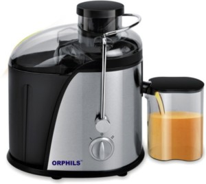 orphils Oje-503 400 W Juicer Black, 1 Jar