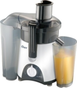Oster 3157-049 400 Juicer White, Black and Grey