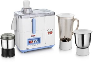 Padmini Essentia Icon II 450 W Juicer Mixer Grinder