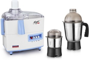 Padmini Essentia JMG magic 450 W Juicer Mixer Grinder
