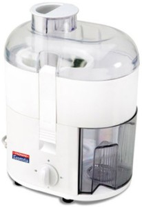 Padmini Juicet 350 W Juicer White, 0 Jar