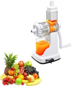Peach Smart Juicer Mixer Grinder White, 1 Jar