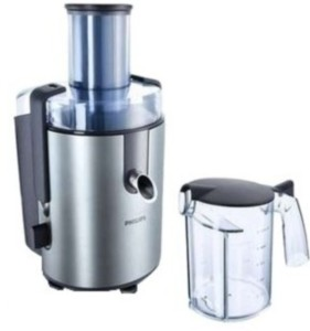 Philips Black HR1858 650 Juicer