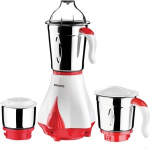 Philips HL7510/00 550 Mixer Grinder 3 Jars