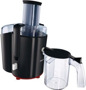 Philips HR1858/90 650 W Juicer Black