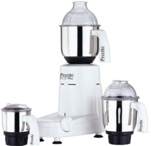 Preethi Eco Plus – MG 138 550 Mixer Grinder